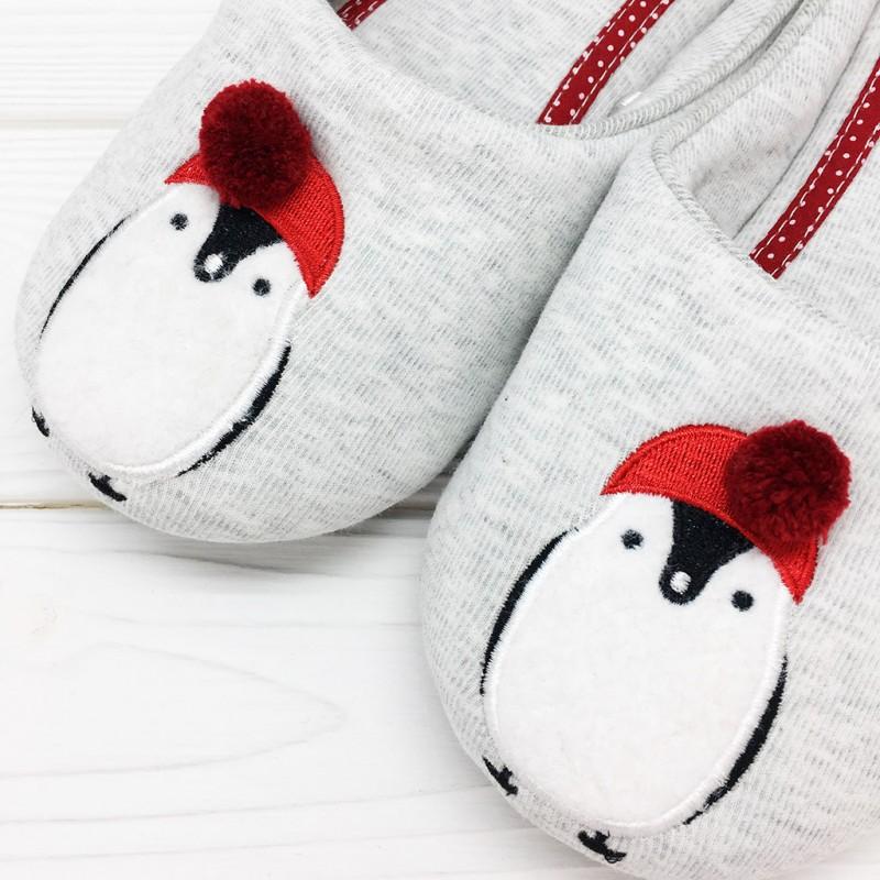 Тапочки «Пингвины»