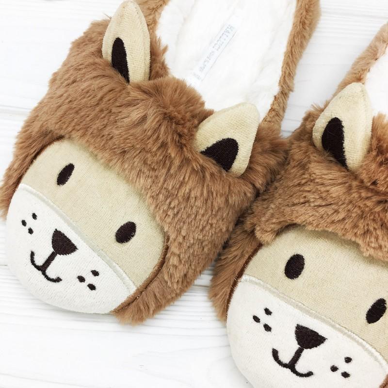 Тапочки «Львы»