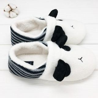 Тапочки «Панды» с задником