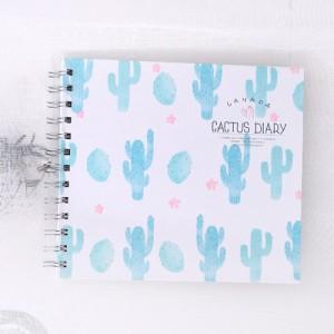 """Фотоальбом """"Cactus Diary"""" раздельные"""