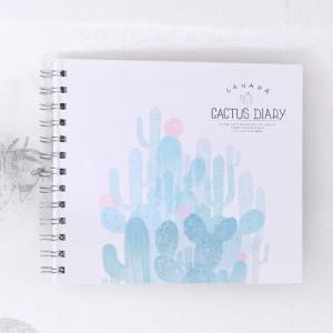 """Фотоальбом """"Cactus Diary"""" вместе"""