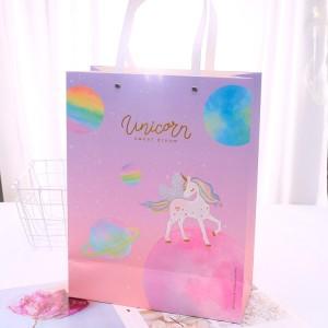 """Пакет подарочный """"Unicorn"""" планеты"""
