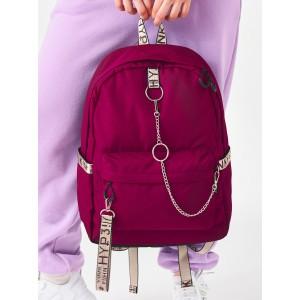 Рюкзак «Молодёжный» сливовый