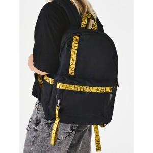 Рюкзак «BL-A9055/9» чёрный с желтым