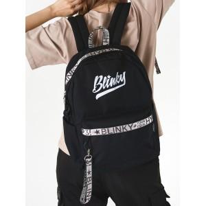Рюкзак «BL-A9056/10» чёрный с серым