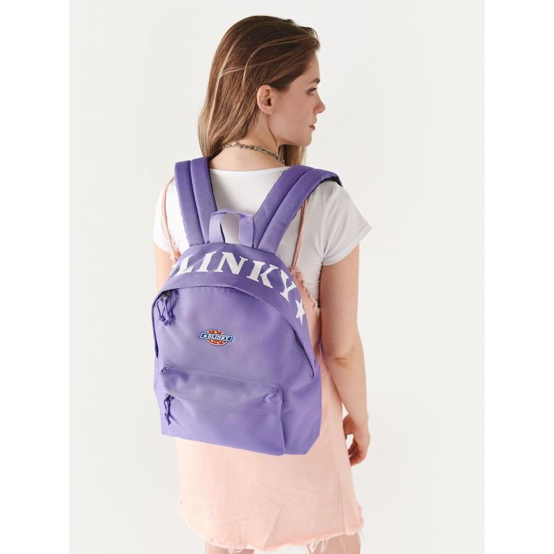 Рюкзак «Yankee» фиолетовый с лентой