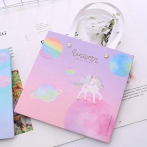 Пакет подарочный S «Unicorn» планеты