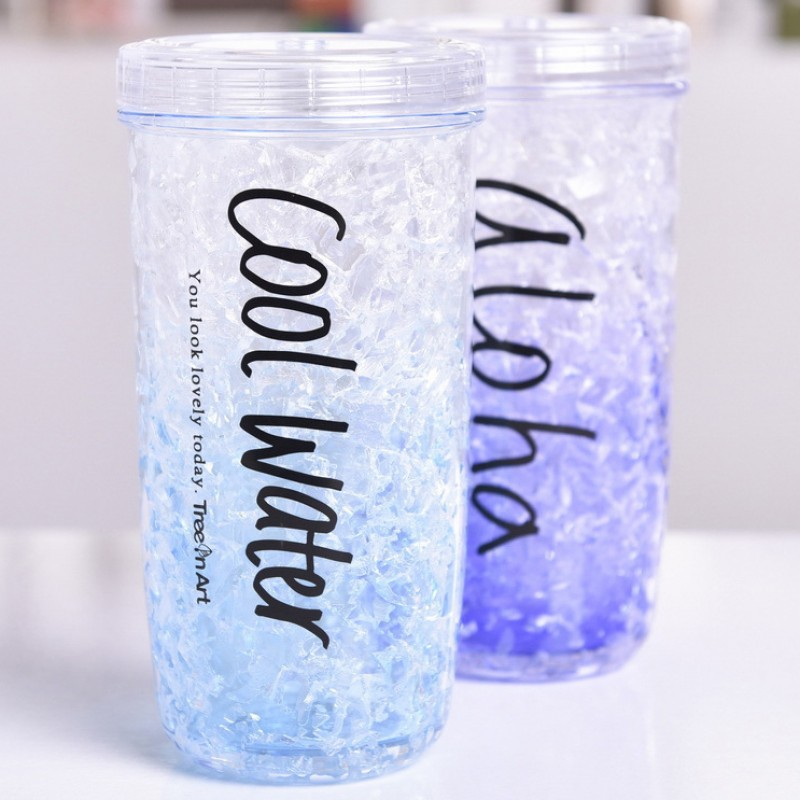 Стакан «Cool Water» голубой