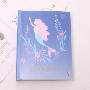 Блокнот-notebook «Mermaid» синий