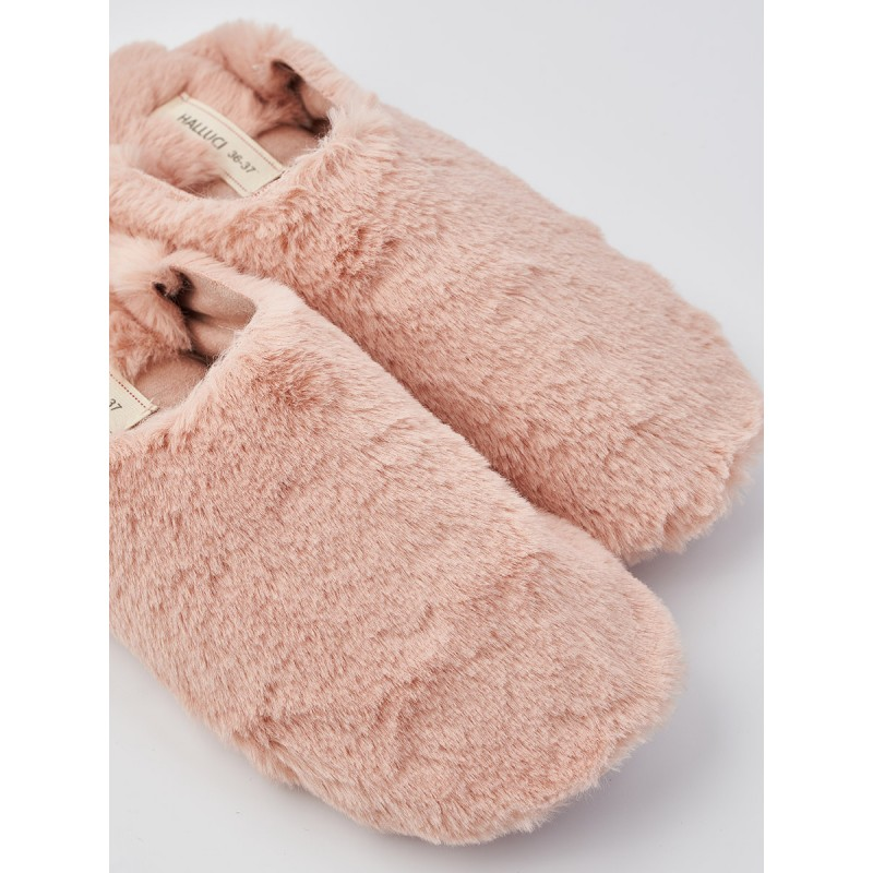 Тапочки «Пастель» розовые