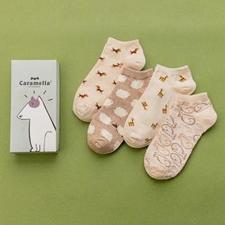 Набор носков «Бультерьер-2», 4 пары