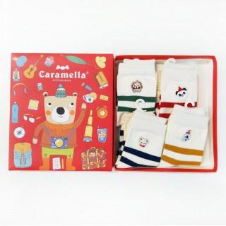 Набор детских носков «Im a baby-1», 4 пары