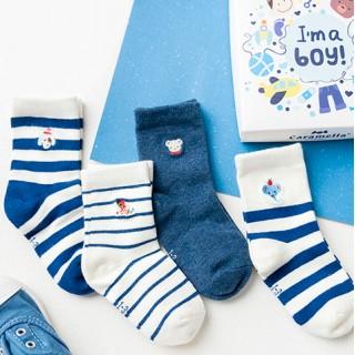 Набор детских носков «I'm a boy», 4 пары